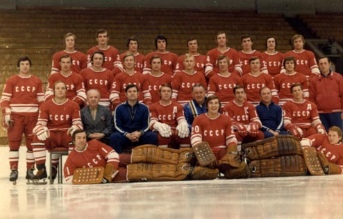 Российскому хоккею исполнилось 65 лет