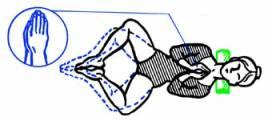 Как сделать чудо валик для спины своими руками