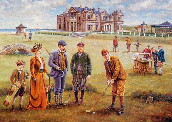 history of golf essay